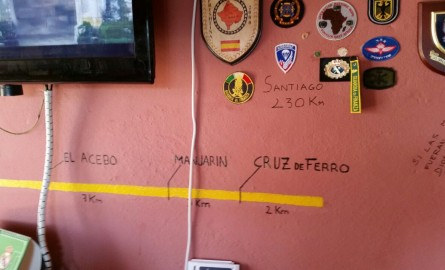 El Camino – ziua a 3-a, Rabanal del Camino – Ponferada